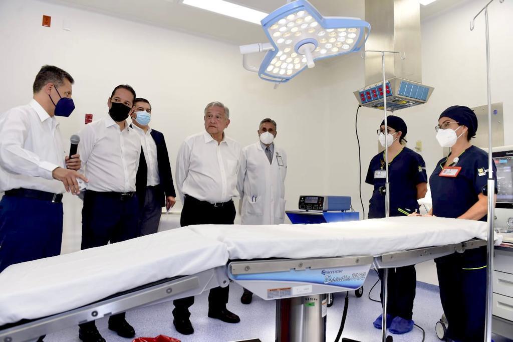 Hospital General de Querétaro / @INSABI_mx