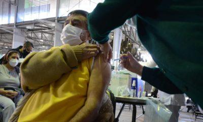 Así va la vacunación de adultos mayores en la CDMX