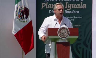 Llama Alberto Fernández a trabajar por la igualdad y el progreso de Latinoamérica