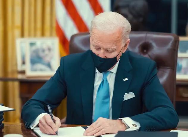 Biden, frontera