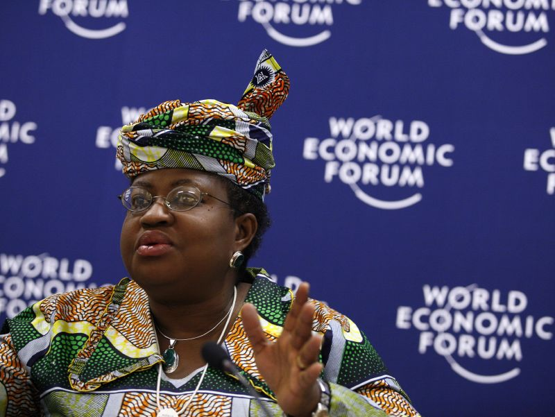 Okonjo-Iweala asegura apoyo de EU para dirigir la OMC