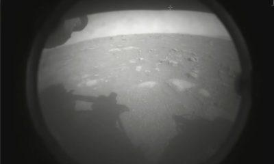 Aterriza en Marte el vehículo Perseverance; busca signos de vida