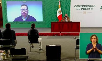 Conferencia de prensa sobre Covid-19 / @SSalud_mx