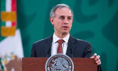 López-Gatell, COVID-19 ha causado más de 172 mil muertes en México, conferencia