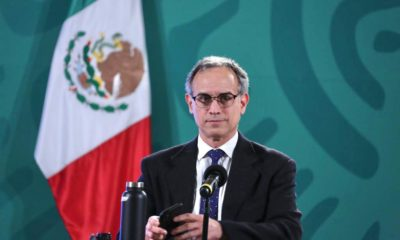Conferencia de Ssa sobre el Covid-19 en México del 12 de febrero