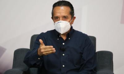 Ocupación hospitalaria bajó a 12% en Quintana Roo, dice gobernador