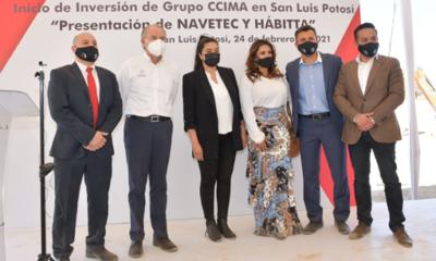 Grupo CCIMA invertirá 5 mil mdp en SLP