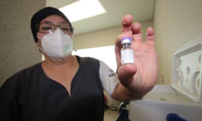 vacunas, Vacunación contra Covid-19 / CDMX