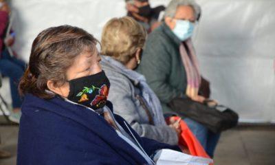 Vacunación de ancianos / @GobCDMX