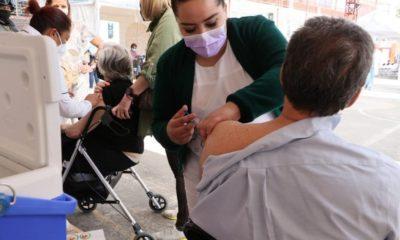 Vacunación contra Covid-19 / @GobCDMX
