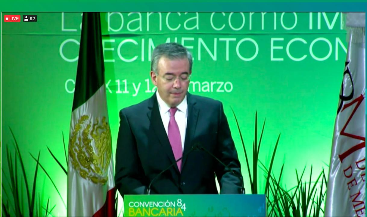 Alejandro Díaz de León / Banxico