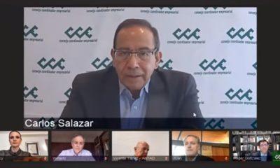 Carlos Salazar Lomelín / CCE