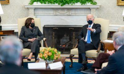 EU compartirá vacunas si hay sobrantes, dice Biden, México