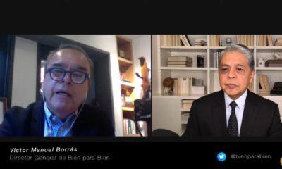La burocracia excesiva fomenta la informalidad: Víctor Manuel Borrás