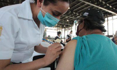 Abril será un mes de vacunación intensiva contra el COVID: Arturo Herrera