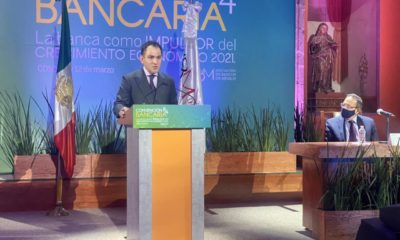 """El 2021 será un año """"mucho mejor"""" en materia económica: Herrera"""