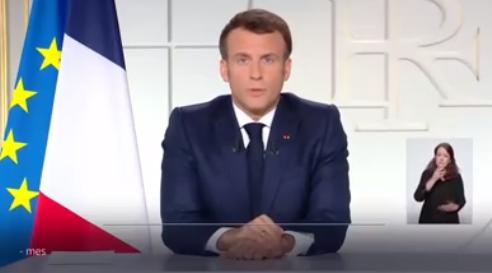 Macron ordena confinamiento atenuado en Francia por tercera ola de Covid-19, vacunas
