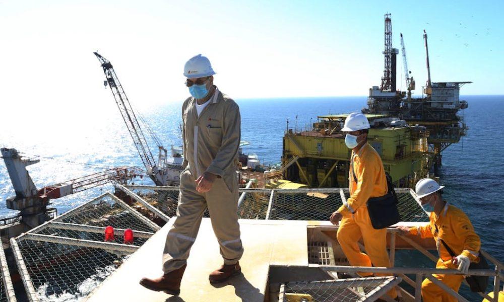 Producción petrolera / Pemex