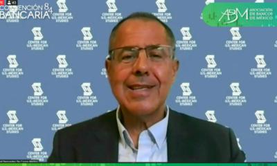Rafael Fernández de Castro / 84 Convención Bancaria