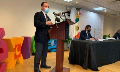 """""""Estamos a punto de entrar a la salida"""", dice Arturo Herrera sobre crisis del COVID"""