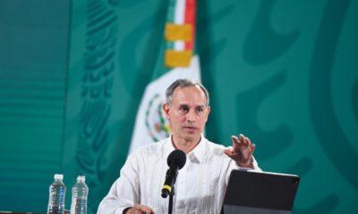 Conferencia de Ssa sobre el Covid-19 en México del 17 de marzo