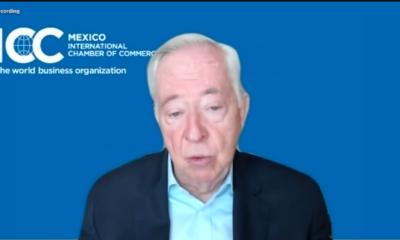 Claus Von Wobeser / @ICCMEXICO
