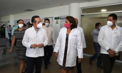 Quintana Roo ha aplicado más de 25 mil dosis de la vacuna anti-COVID