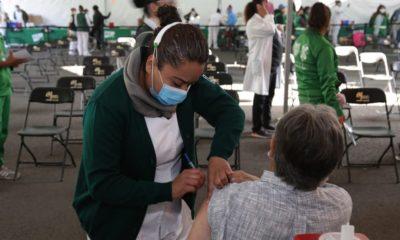Campaña de vacunación contra Covid-19 / IMSS