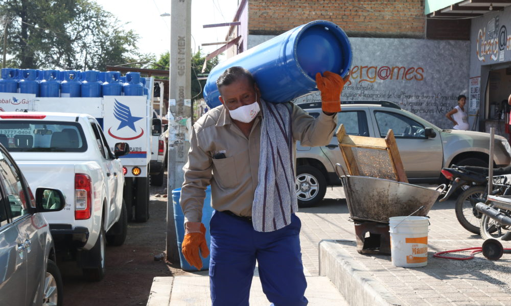 Profeco prepara nueva norma oficial para cilindros de gas LP