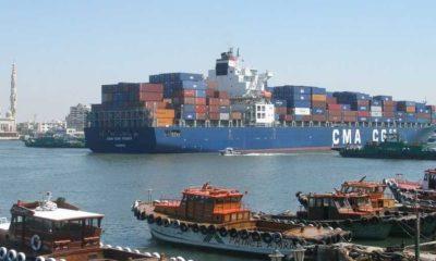 Más de 200 embarcaciones aún esperan cruzar el canal de Suez
