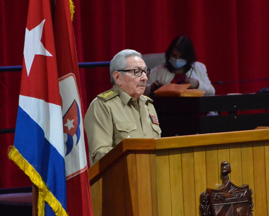 Raúl Castro / @PartidoPCC