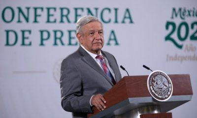 AMLO despotrica contra jueces que no apoyen Ley Zaldívar