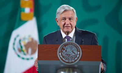 """""""No se nos cayó la economía"""", responde AMLO a pronóstico de crecimiento débil en 1T21, conferencia"""