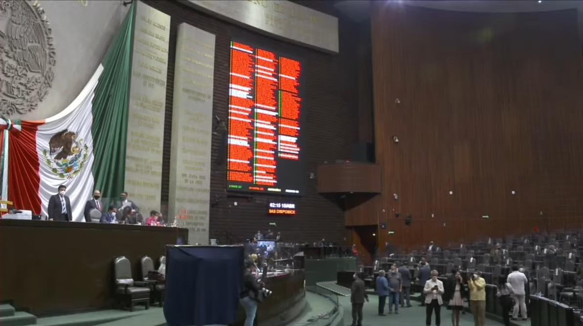 Avalan Diputados reformas a la Ley de Hidrocarburos