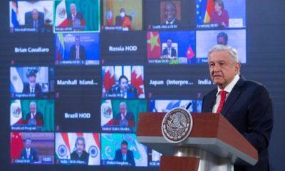 Pocos indicios de un futuro verde en discurso de AMLO para cumbre climática