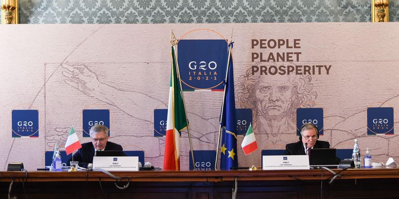 Pacta G20 nueva prórroga para pagos de deuda bilateral de países pobres