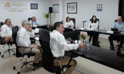 AMLO visitó la refinería de Madero, Tamaulipas / @lopezobrador_