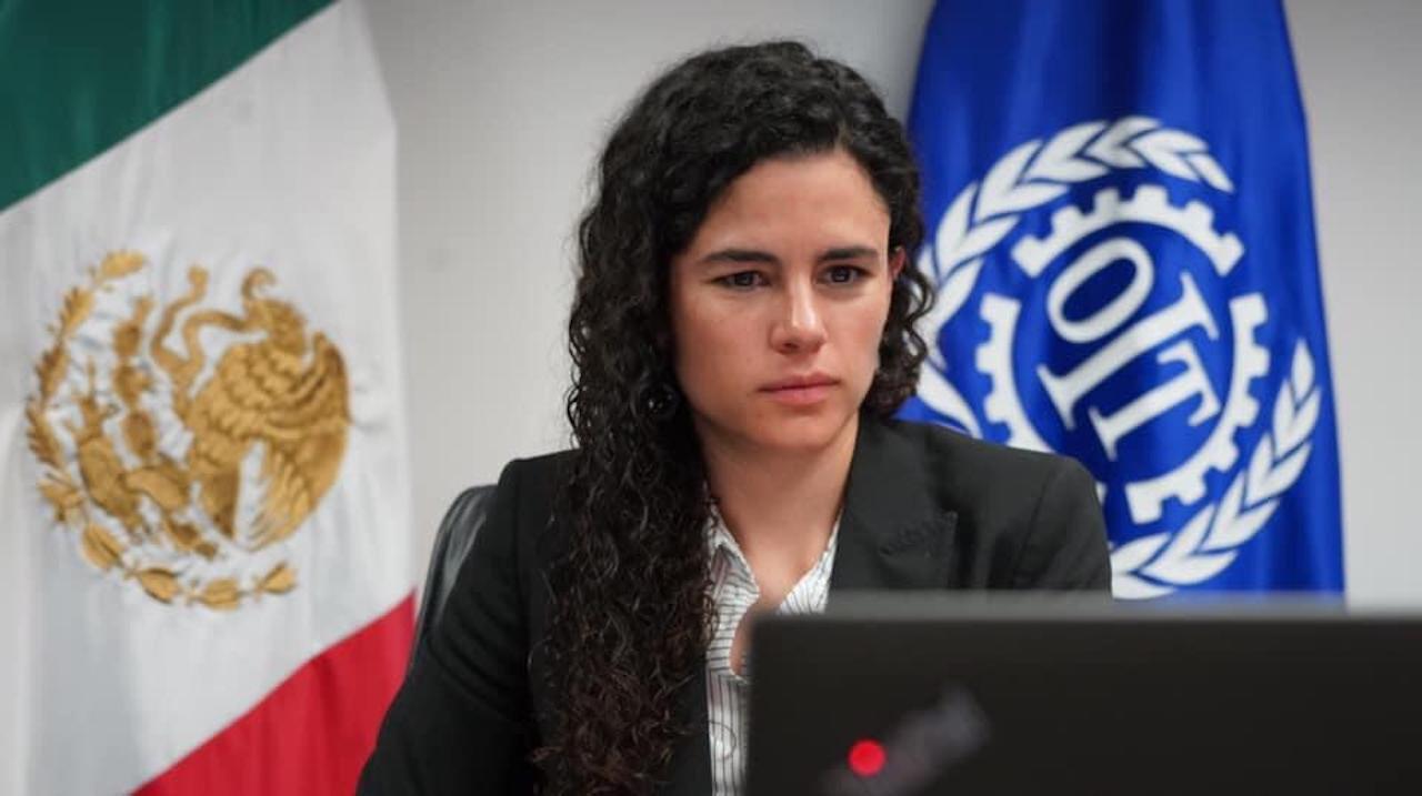 Luisa María Alcalde / STPS