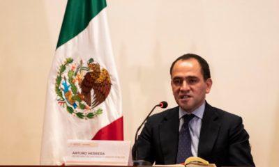 """Estimado de crecimiento de 5.3% es """"realista"""": Arturo Herrera"""