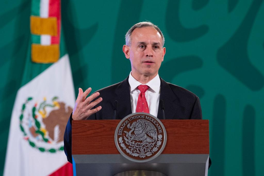 "SSa mantiene postura sobre vacuna de AstraZeneca; López-Gatell pide ""tranquilidad"" / Covid-19"