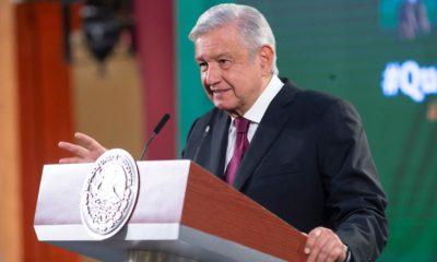"""""""No es reelección"""", insiste AMLO sobre ampliación de mandato de Arturo Zaldívar"""