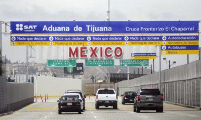 Restricciones en frontera con EU se retirarán poco a poco: Ebrard