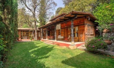 Alejamientos de Airbnb / @airbnb_mx