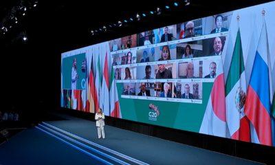 20 Cumbre de WTTC / @WTTC