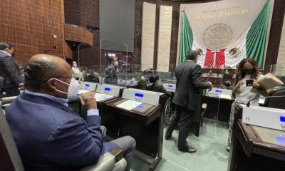 Morena, Diputados federales / @GPPRIDiputados