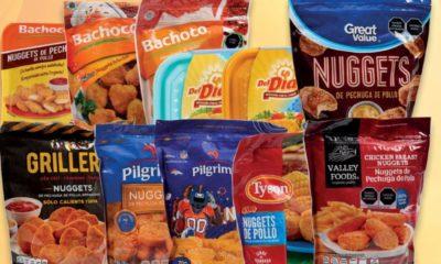 Nuggets ¿de pollo? Profeco expone productos que no son 100% carne de ave