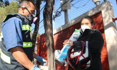Oxígeno para pacientes de Covid-19 / Gobierno de CDMX