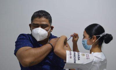 Vacunación contra Covid-19 / CDMX