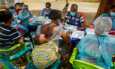 Atención de la pandemia del Covid-19 en el mundo / @WHO