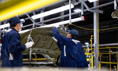 Industria automotriz / @GeneralMotorsMx